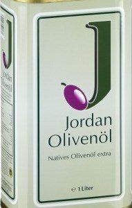 Jordan Olivenöl nativ extra von der Insel Lesbos Griechenland nur noch auf unseren Märkten