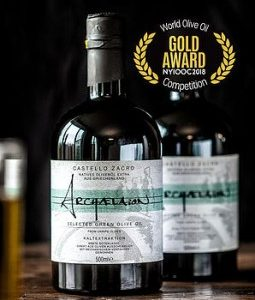 ARCHAELAION  Extra natives Olivenöl aus unreifen Koroneiki Oliven  500ml