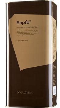 Sapfo Olivenöl extra nativ </br> Insel Lesbos 5000ml