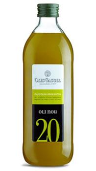 Oli Nou 20 </br> Olivenöl der Neuen Ernte 2020 Spanien